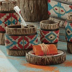 Aztec Southwestern Bath Set (3 pcs)