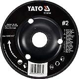 DISC RASP PROFI YAT YATO YT per smerigliatrice angolare, selezione 115mm / 125mm Wheel, 2 obliquamente