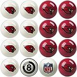 Imperial 16 Piece NFL Billiard Ball Set NFL Team: Philadelphia Eagles