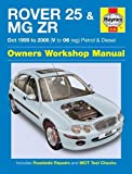 Rover 25 & MG Zr