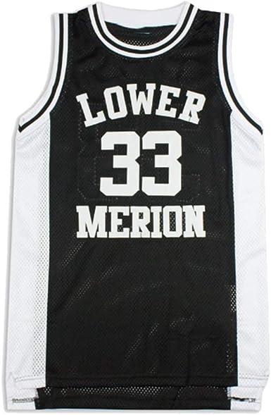 Amazon.com: Custom Men's Movie Basketball Jersey Bryant #33 Black ...