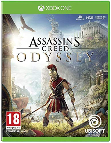 Assassins Creed Odyssey pour Xbox One