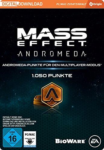 Mass Effect: Andromeda - 1050 Points [PC Code - Origin]