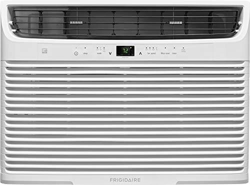 FRIGIDAIRE FFRE1833U2 18, 000 Btu 11.9 EER 230V White Median Window Air Conditioner