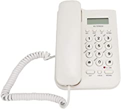 $21 » Sponsored Ad - KX-T076 Wired Landline Telephone,Wired Telephone for Home Office,FSK & DTMF Dual System,Support Call Number...
