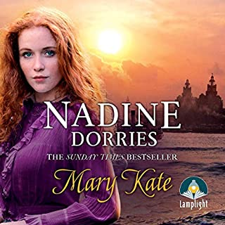 Mary Kate audiobook cover art