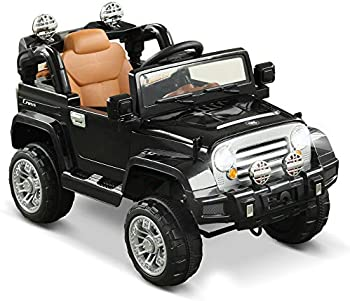 Aosom 12V Kids Electric Battery Powered Ride On Toy off Road Car