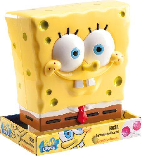 Dekoback 01-14-00603 Spongebob Spardose mit Lollys