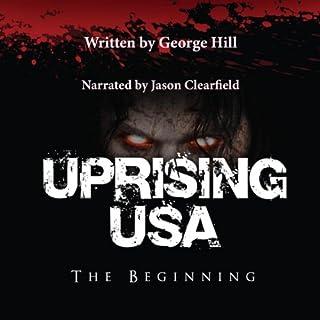 Uprising USA audiobook cover art