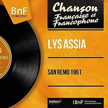 San Remo 1961 (feat. Dino Olivieri E La Sua Orchestra) [Mono version]