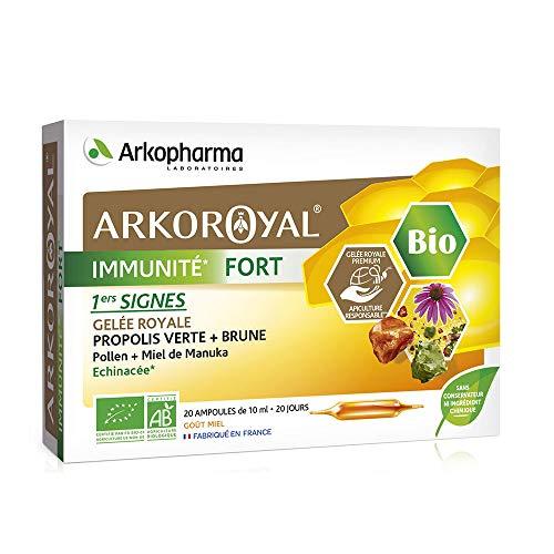 Arkopharma Arko Royal Uneinheitlichkeit Bio 20 Ampullen