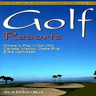 Golf Resorts cover art