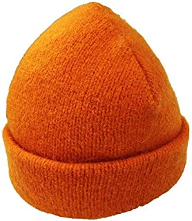 100% Austrian Boiled Wool Thick Alpine Cap in Colors