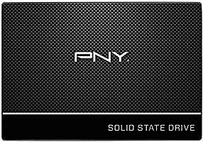 PNY SSD7CS900-240-RB SATA III Internal Solid State Drive, Black, 240GB