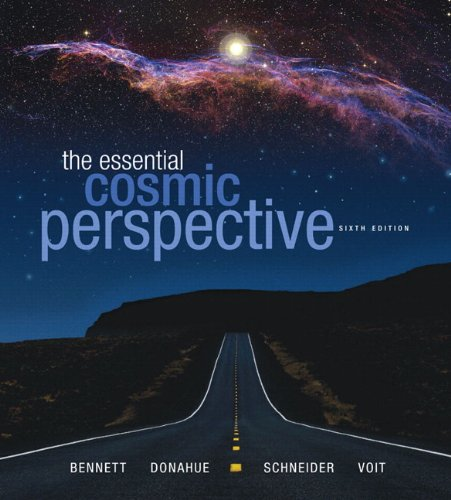 The Essential Cosmic Perspective/Mastering Astronomy