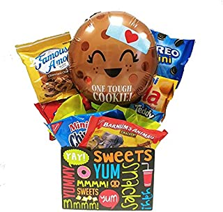 One Tough Cookie Gift Box: Unisex Get Well Gift