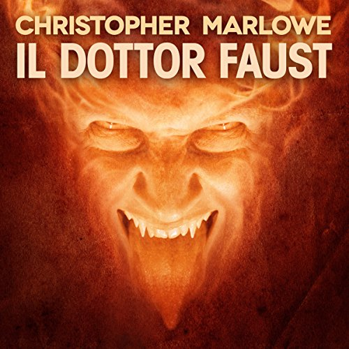 Il Dottor Faust audiobook cover art