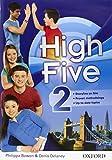High five. Student's book-Workbook-Exam trainer. Per la Scuola media.  Con e-book. Con espansione online: High five. Student's ... Con ... Open Book e  [Lingua inglese]: 2