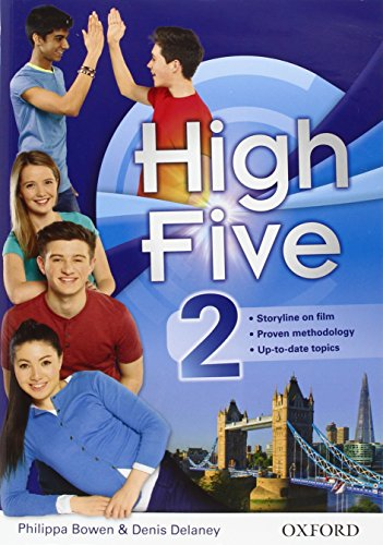 High five. Student's book-Workbook-Exam trainer. Per la Scuola media.  Con e-book. Con espansione online: High five. Student's ... Con ... Open Book e  [Lingua inglese]: 2
