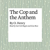cop and the anthem The cop's mind didn't consider soapy because the men who break windows do not stop there to talk to cops they run away as fast as they can the cop saw a man further along the street, running and they ran after him.