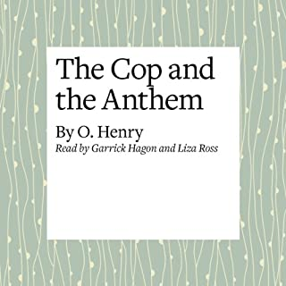 The Cop and the Anthem audiobook cover art