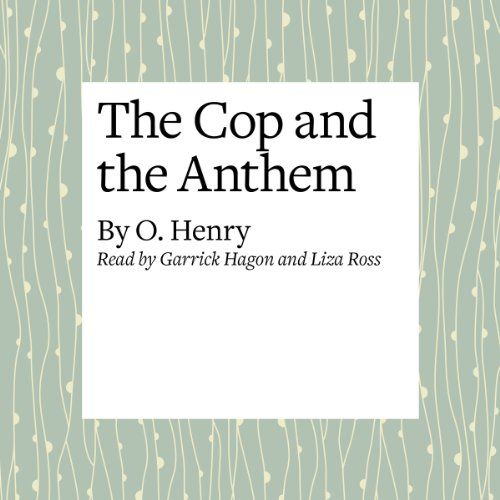 The Cop and the Anthem copertina