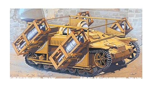 Mirage Hobby 35519 1:35 dimension, l'UE-40 GTS / 32cm Sem Fl Launcher 'Stuka zu Fuss », kit de modèle en plastique