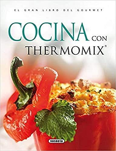 Cocina Con Thermomix (Gran Libro Del Gourmet) (El Gran Libro Del Gourmet)
