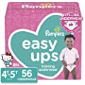 Pampers Easy Ups Pull On Disposable Training Diaper for…