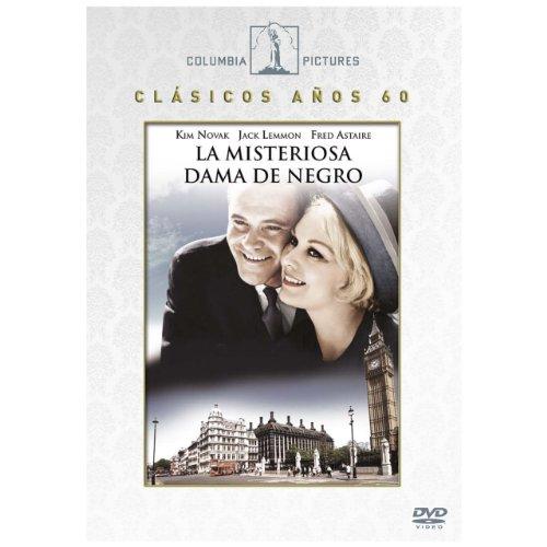 La Misteriosa Dama De Negro [DVD]