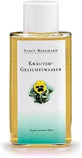 Sanct Bernhard Kräuter-Gesichtswasser mit Stiefmütterchenkraut, Hamamelis, Allantoin 100 ml