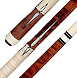 Pechauer JP08-Q Pool cue with Adjustable Weight and Free Soft case