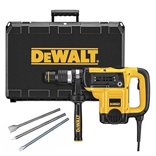 DeWalt Meisselhammer, SDS-max 5 kg, D25820KIT-QS