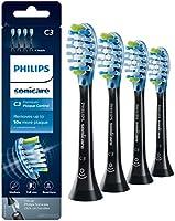 Philips Sonicare C3 Premium PlaqueDefence - 4 Stuks - Voor grondige tandplakverwijdering - 4 keer meer contact met...