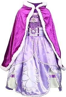 プリンセスなりきり 子供 ドレス ハロウィン お姫様コスチューム お嬢様 ワンピース 女の子 なりきり Touyoor キッズドレス ちいさなプリンセス 100-150cm