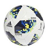 Adidas World Cup Knock Out Glide calcio, Uomo, Pallone, CW4688, bianco, S