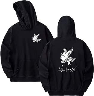LiPeep Unisex Fashion Print Hoodie Sweatshirt Tops