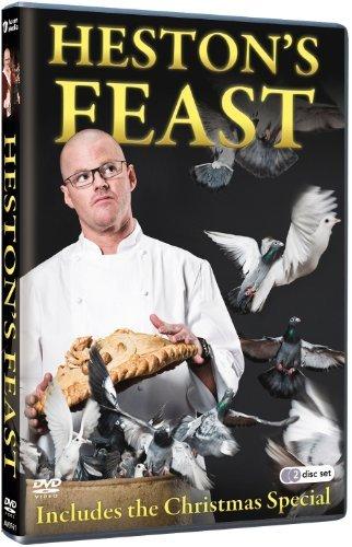 Heston's Feast [DVD]