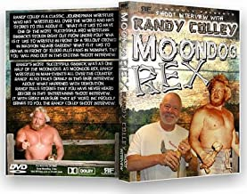 Moondog Rex Shoot Interview Wrestling DVD-R