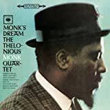 "album cover: Thelonious Monk: ""Monk's Dream"""