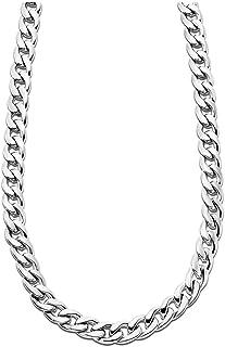 Style Collar Plata ls1938 – 1/1 acero inoxidable hombre joyas jls1938 – 1 de 1