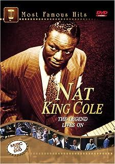 NAT KING COLE THE LEGEND LIVES ON [DVD] SIDV-09007