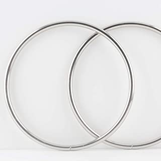 12,5 cm Round/anneau circulaire fer Poignées Sac à main pour la création de la fabrication de sac, Sac à Main, poignée de ...
