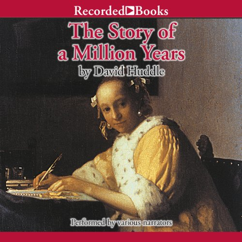 The Story of a Million Years audiobook cover art