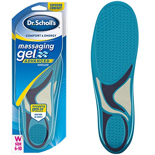 Dr. Scholl's MASSAGING GEL ADVANCED Insoles...