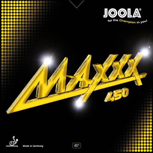 Joola Belag Maxxx 450, 2,0 mm, schwarz