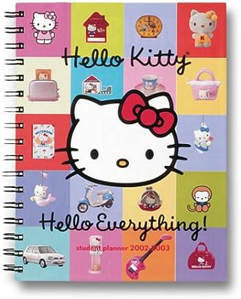 Hello Kitty 2002-2003 Calendar: Hello 2002-2003 Student Planner