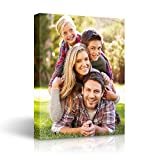 Personalized Canvas Wall Art Custom Prints with Your Photos on Canvas 11x14 inches
