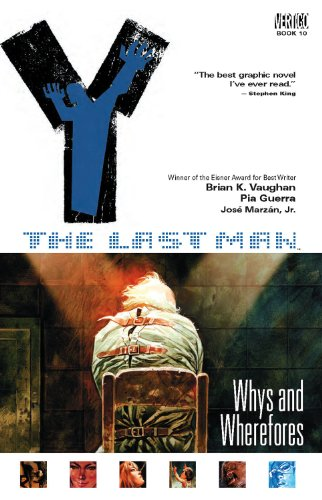 Y: The Last Man Vol. 10: Whys and Wherefores (English Edition)