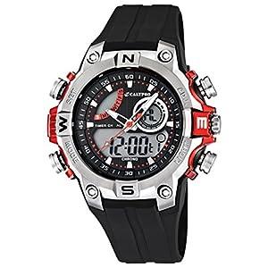 Calypso watches K5586/1. – Reloj para Hombres Color Negro